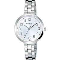 watch only time woman Lorus Lady RG251MX9