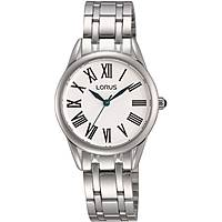 watch only time woman Lorus Lady RRS95UX9
