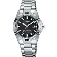 watch only time woman Lorus Sports RJ227BX9