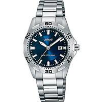 watch only time woman Lorus Sports RJ229BX9