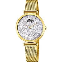 watch only time woman Lotus Bliss 18565/1
