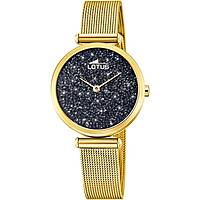 watch only time woman Lotus Bliss 18565/2