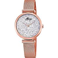 watch only time woman Lotus Bliss 18566/1