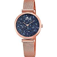 watch only time woman Lotus Bliss 18566/2