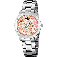 watch only time woman Lotus Bliss 18569/3