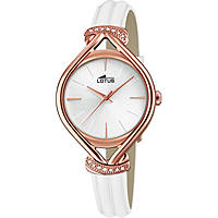 watch only time woman Lotus Glee 18400/1