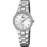 watch only time woman Lotus Glee 18460/1