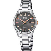 watch only time woman Lotus Minimalist 18302/4