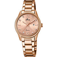 watch only time woman Lotus Minimalist 18303/4