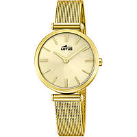 watch only time woman Lotus Minimalist 18539/1