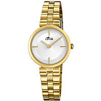 watch only time woman Lotus Minimalist 18543/1