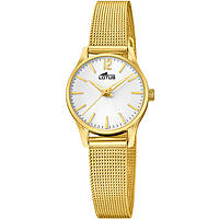 watch only time woman Lotus Revival 18572/1
