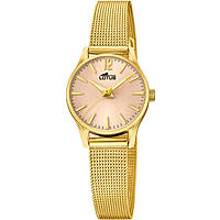watch only time woman Lotus Revival 18572/2