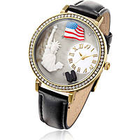 watch only time woman Luca Barra LBBW152