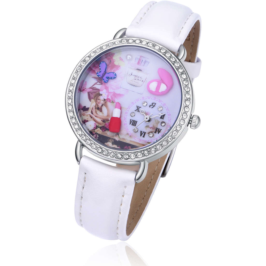 watch only time woman Luca Barra LBBW178