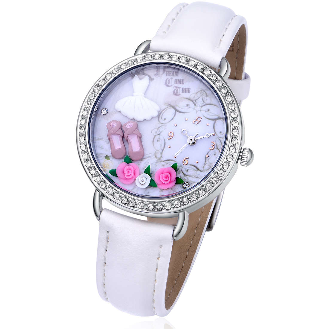 watch only time woman Luca Barra LBBW180