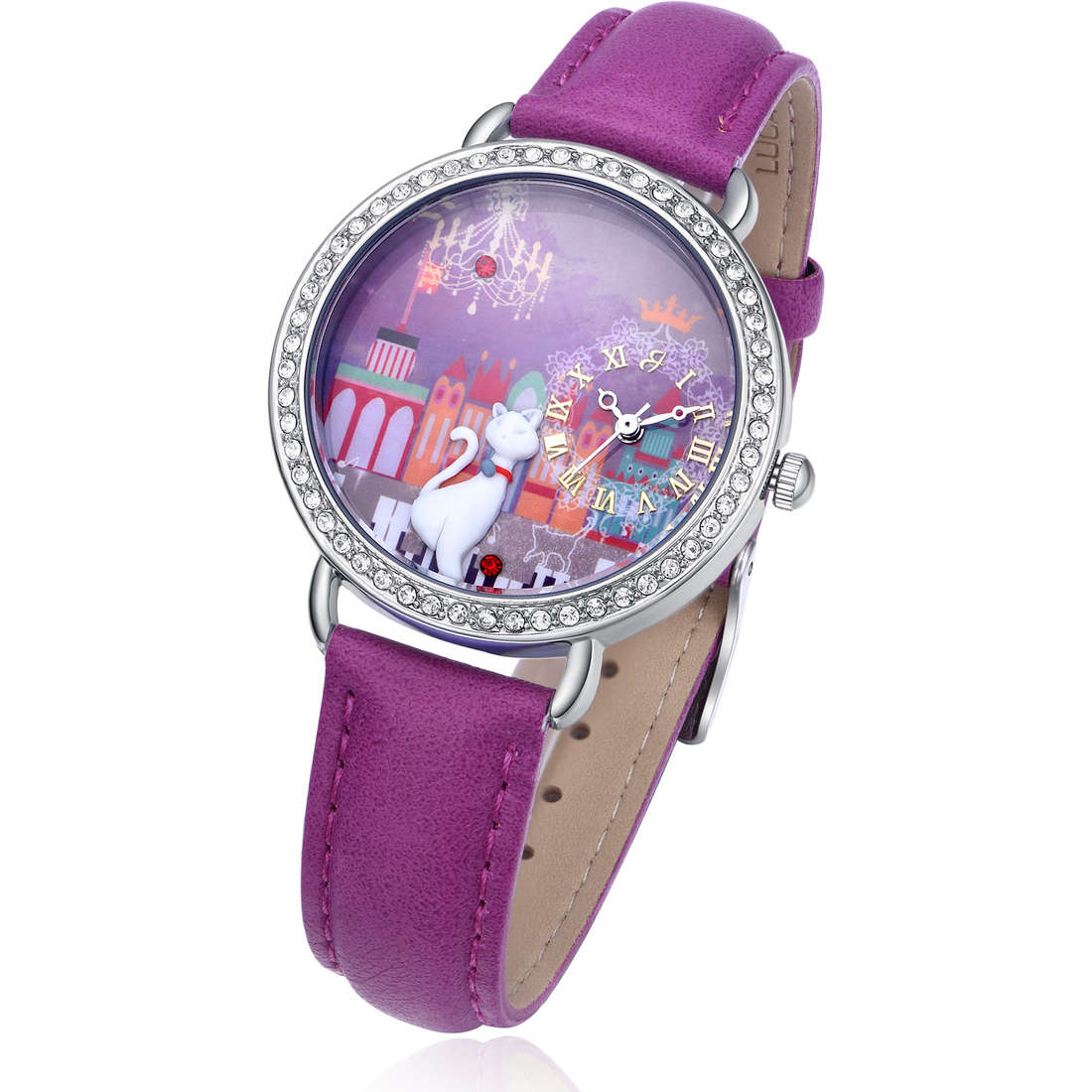 watch only time woman Luca Barra LBBW185