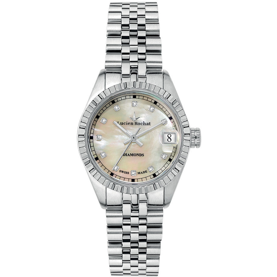 watch only time woman Lucien Rochat Reims R0453105504