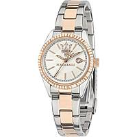watch only time woman Maserati COMPETIZIONE R8853100504