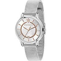 watch only time woman Maserati  Epoca R8853118509