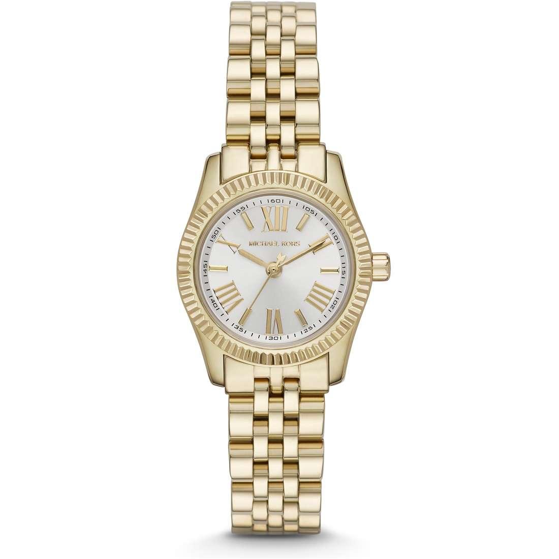 watch only time woman Michael Kors Fall 2013 MK3229