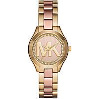 watch only time woman Michael Kors Mini Slim Runway MK3650