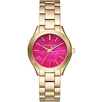 watch only time woman Michael Kors Mini Slim Runway MK3707