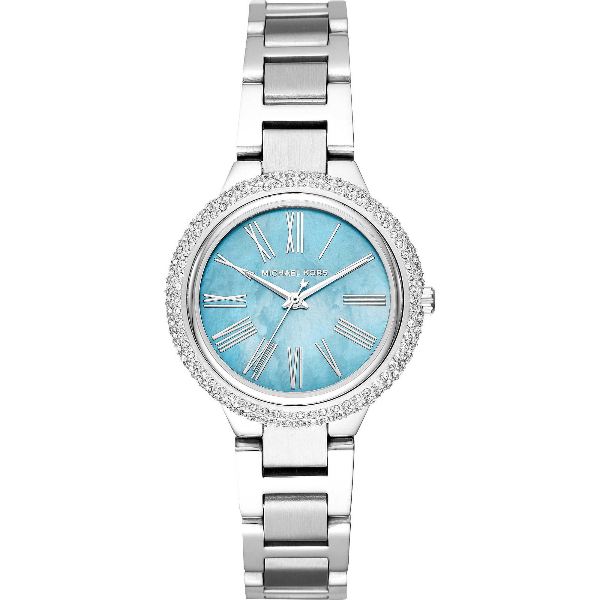 931b1db03b22 watch only time woman Michael Kors Mini Taryn MK6563 only time ...