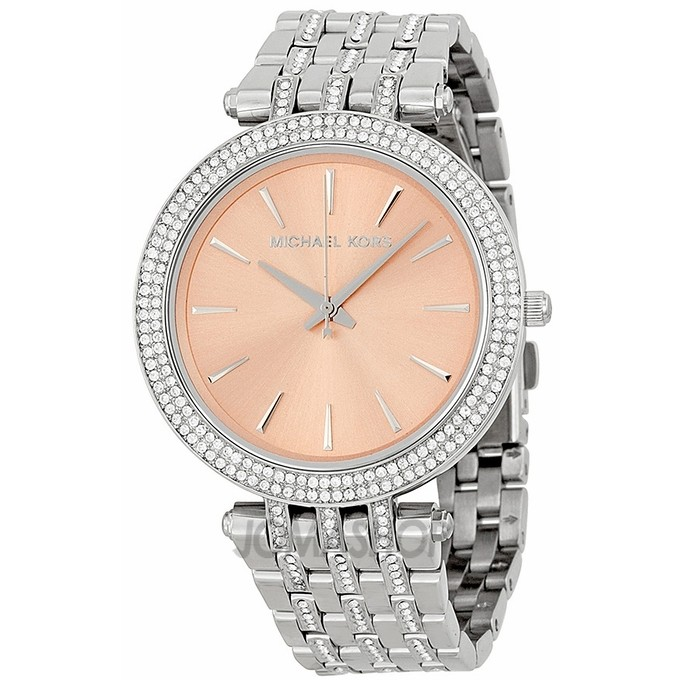 watch only time woman Michael Kors MK3218