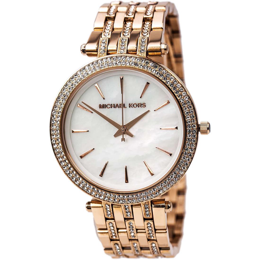watch only time woman Michael Kors MK3220