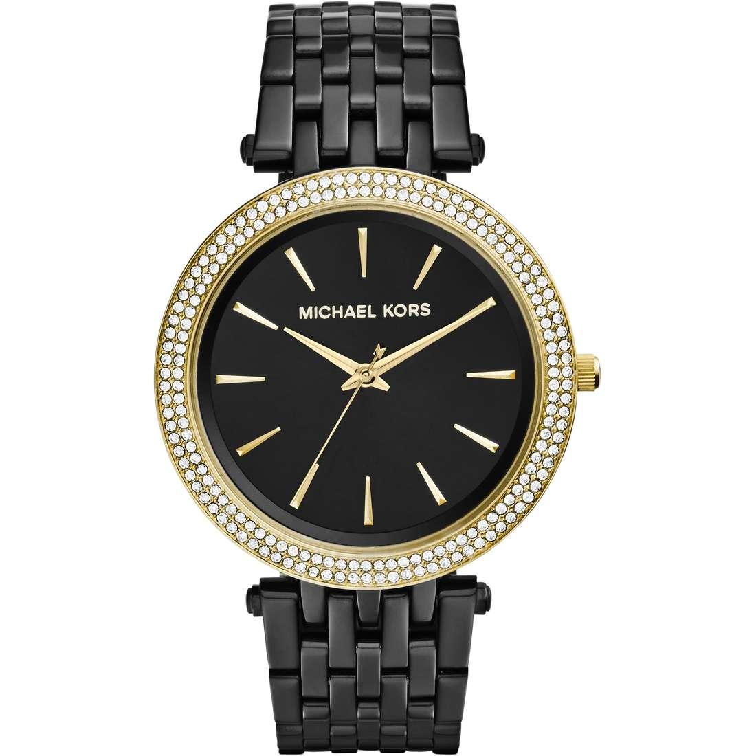 watch only time woman Michael Kors MK3322