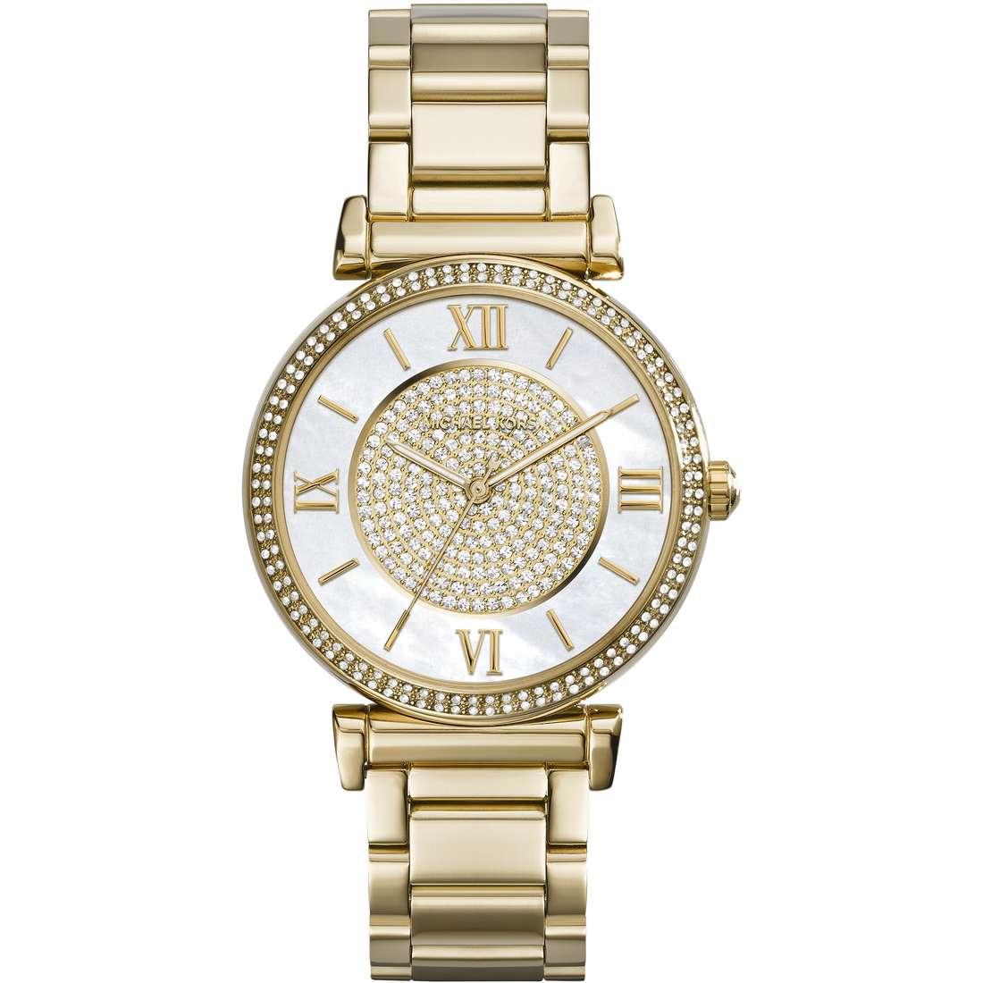 watch only time woman Michael Kors MK3332