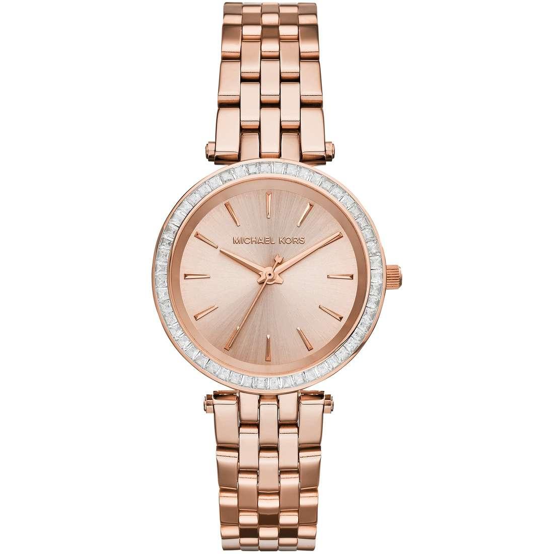 watch only time woman Michael Kors MK3366