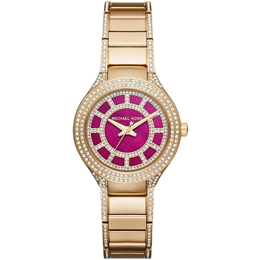 watch only time woman Michael Kors MK3442