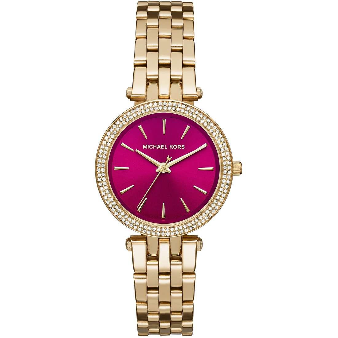 watch only time woman Michael Kors MK3444