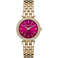 watch only time woman Michael Kors MK3444