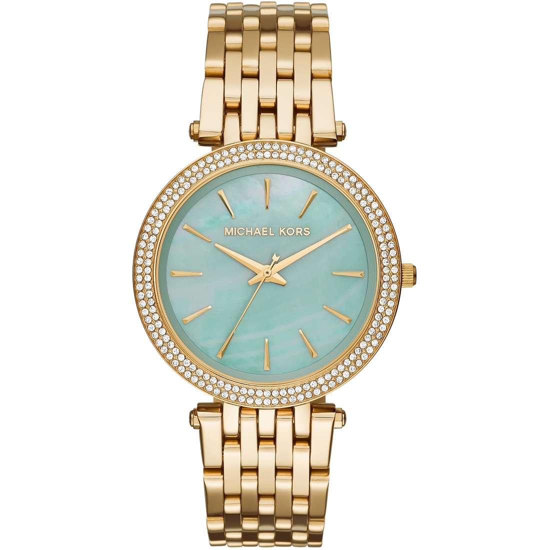 watch only time woman Michael Kors MK3498