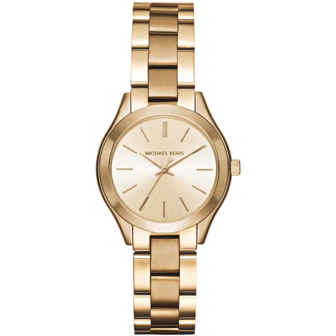 watch only time woman Michael Kors MK3512