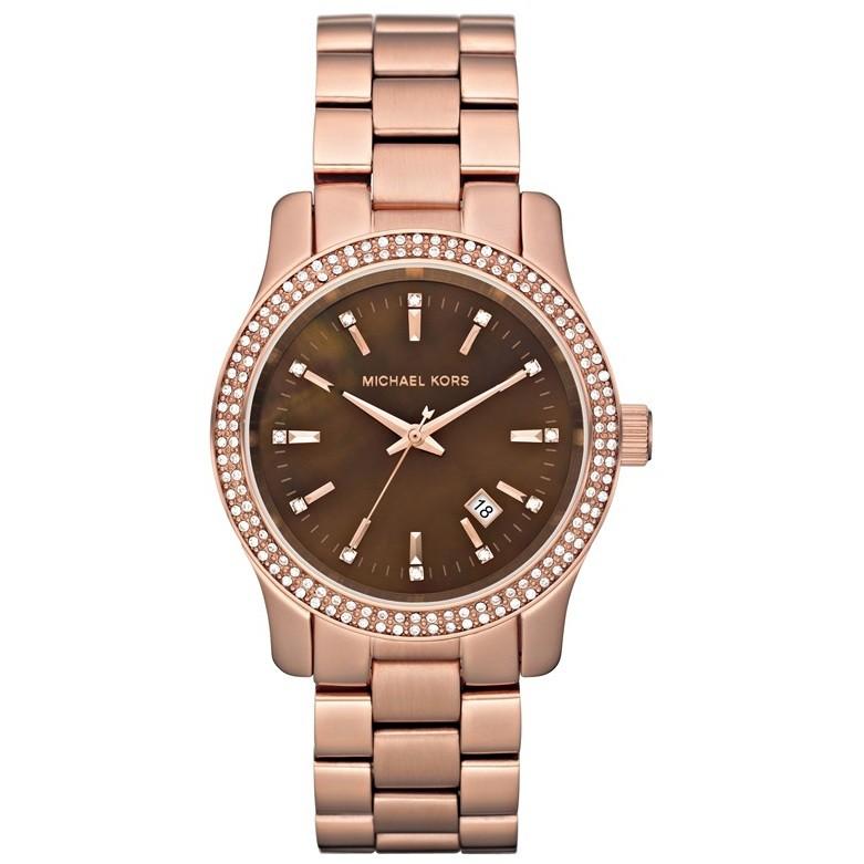 watch only time woman Michael Kors MK5494