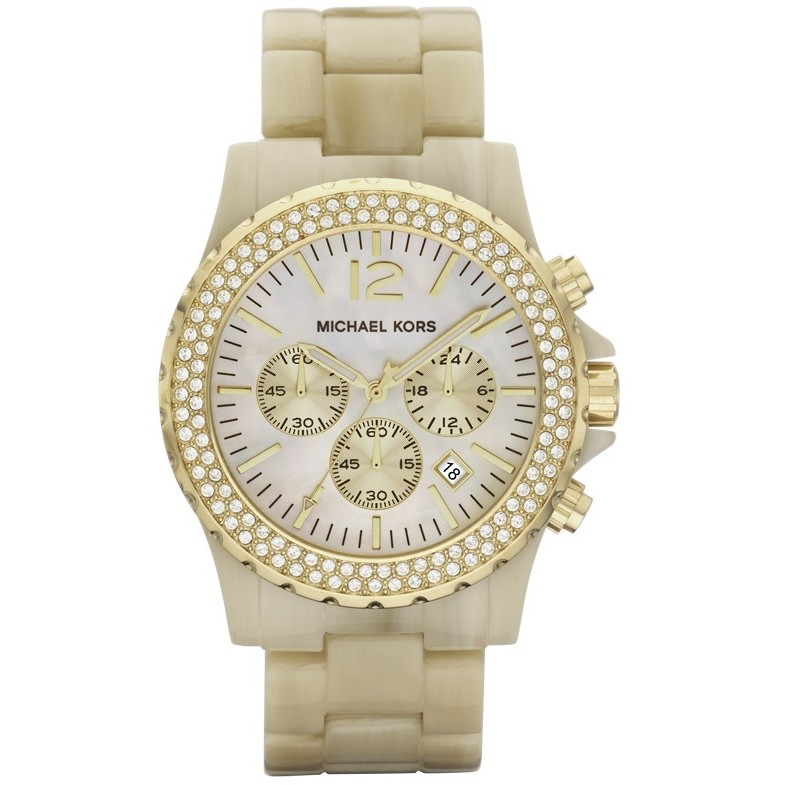 watch only time woman Michael Kors MK5558