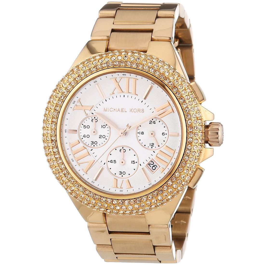 watch only time woman Michael Kors MK5636