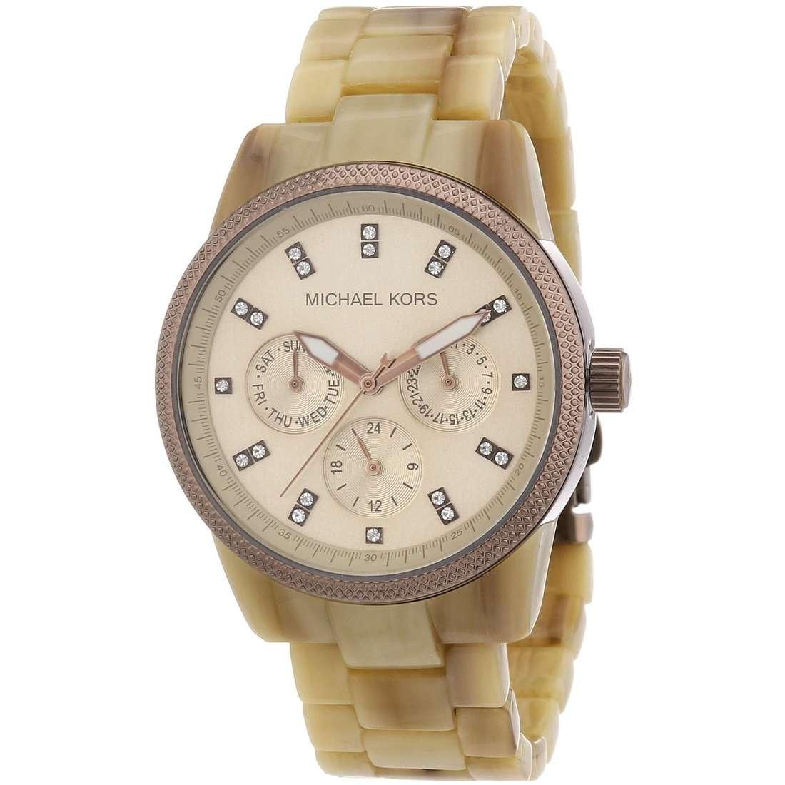 watch only time woman Michael Kors MK5641