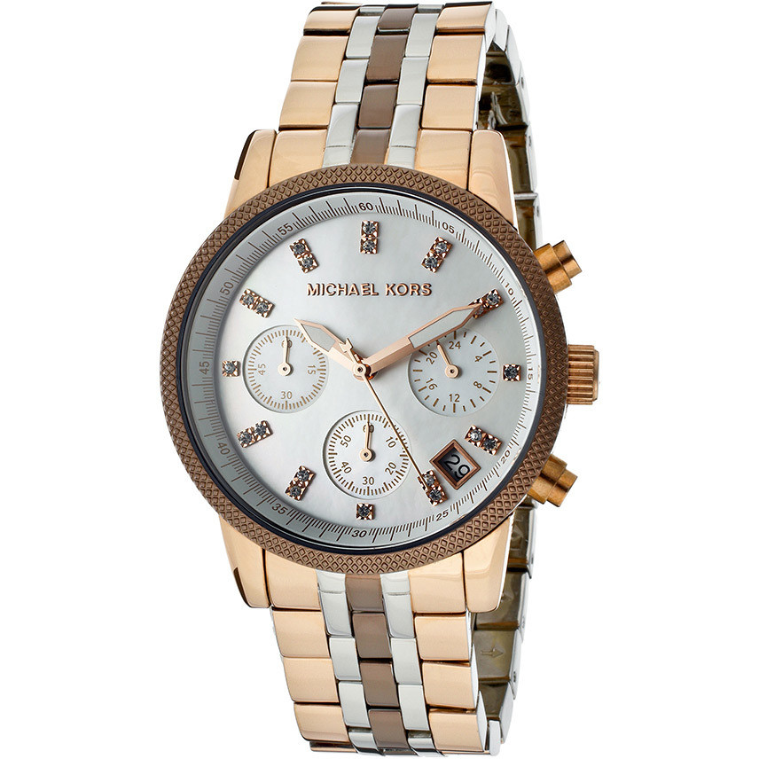 watch only time woman Michael Kors MK5642