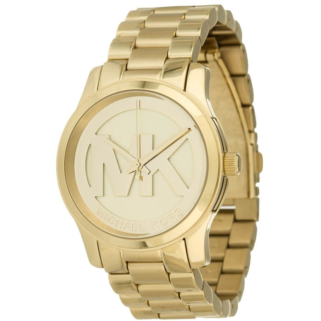 watch only time woman Michael Kors MK5786
