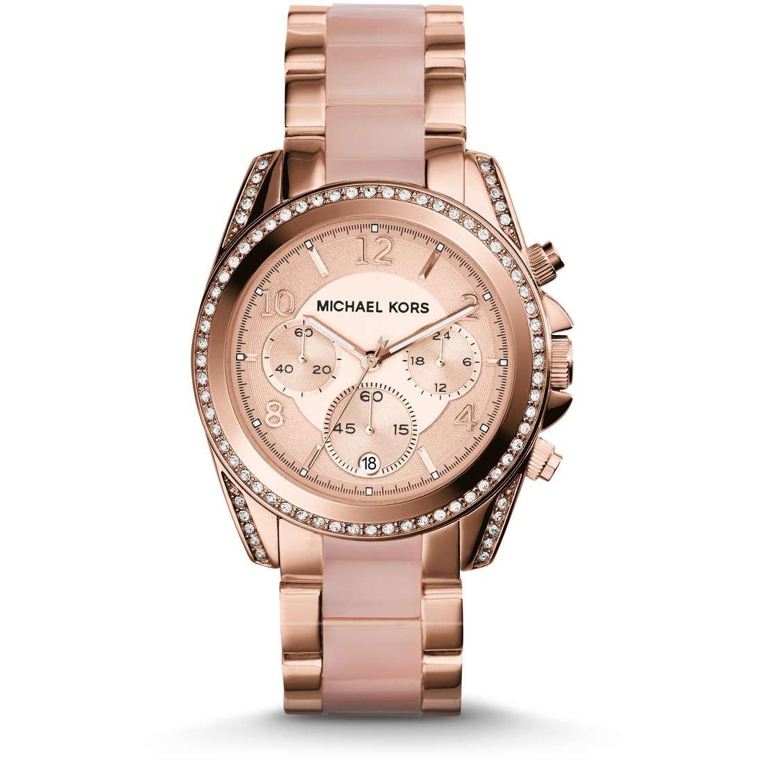 watch only time woman Michael Kors MK5943
