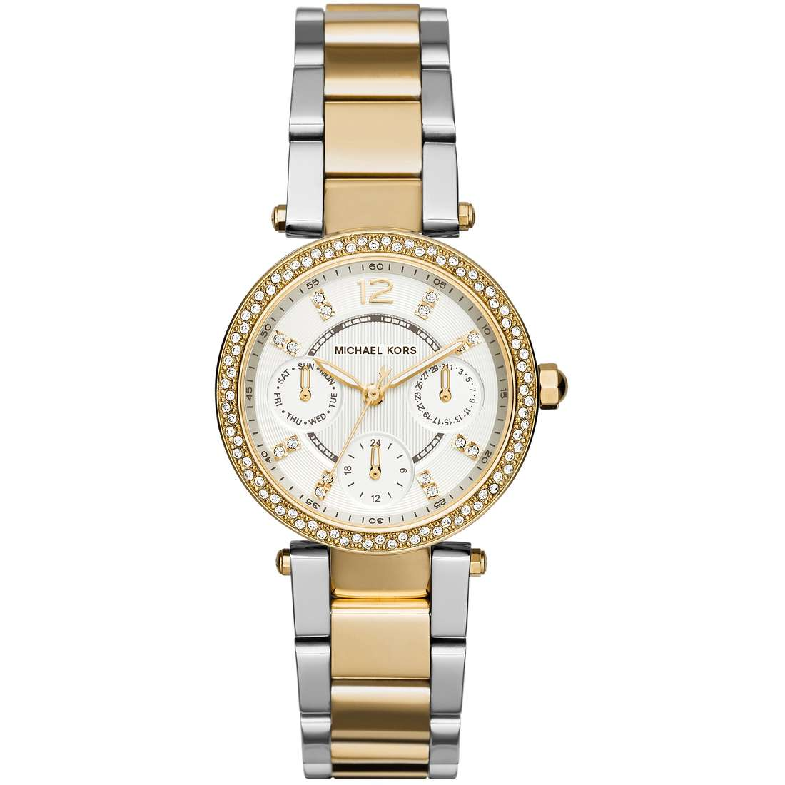 watch only time woman Michael Kors MK6055