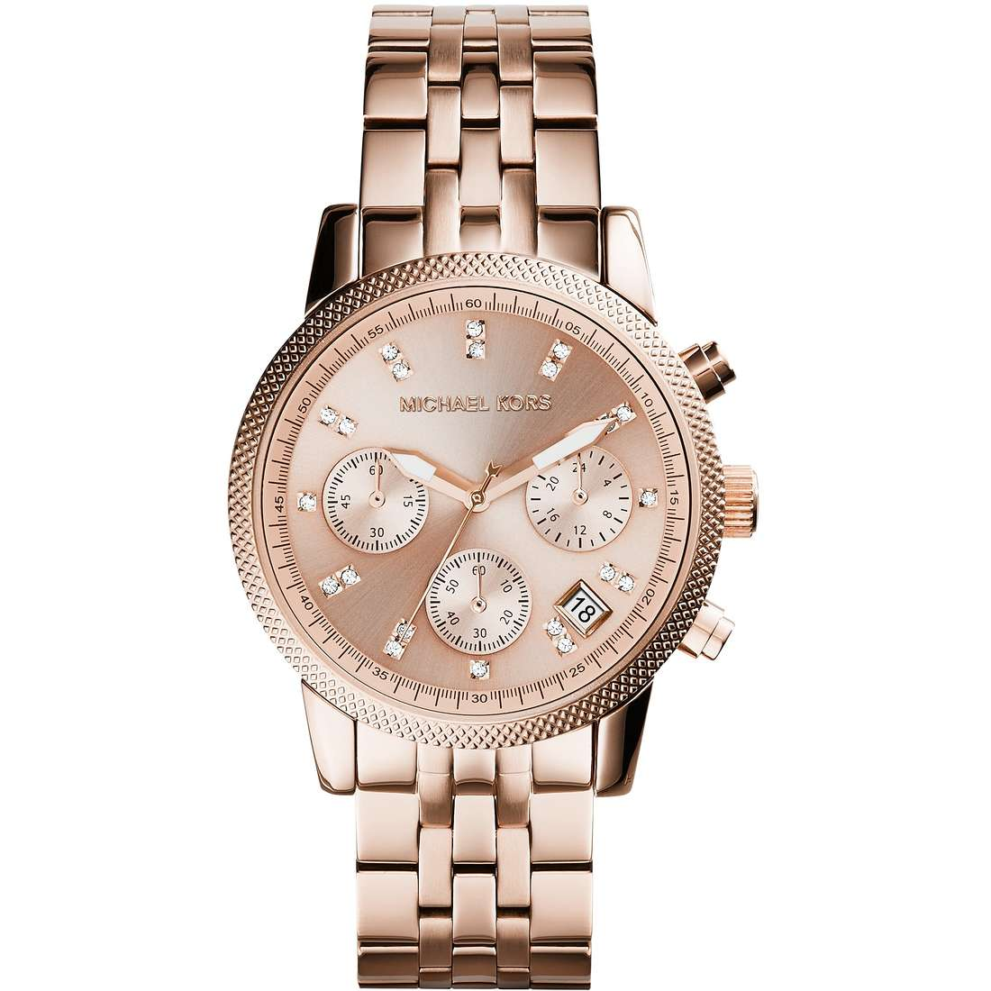 watch only time woman Michael Kors MK6077