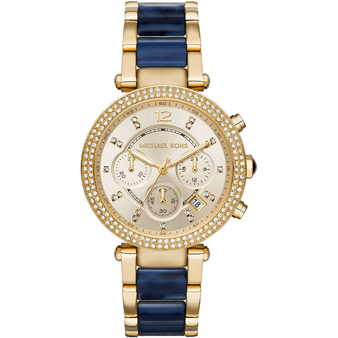 watch only time woman Michael Kors MK6238