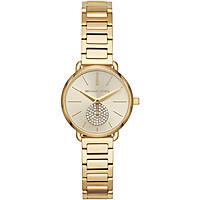 watch only time woman Michael Kors Portia MK3838