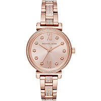 watch only time woman Michael Kors Sofie MK3882